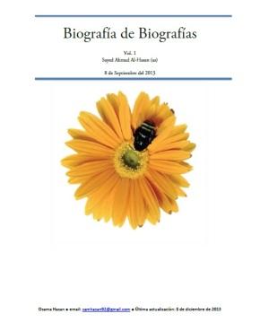 Libro de los Ansar: Biografía de Biografías vol.1