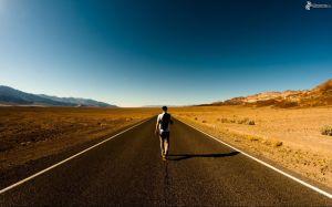 hombre,-camino-recto,-sierra-173802