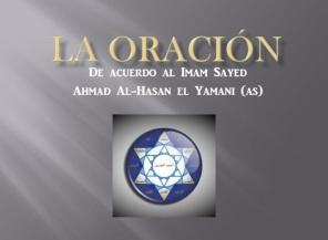 Tapa La Oracion